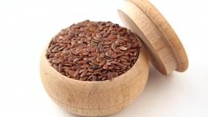 Cum să slăbeşti rapid cu ajutorul seminţelor de in