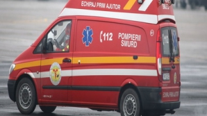 Tragedie. Tânăr surdo-mut, ucis pe trecerea de pietoni de o ambulanţă în misiune