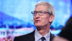 Tim Cook, șeful Apple