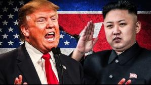 Trump vs Kim Jong un