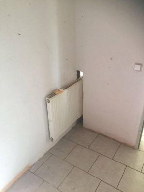 Dezastru la renovarea casei