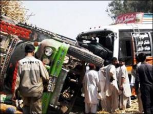 Accident în India
