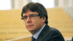 O instanţă germană a decis că fostul lider catalan Carles Puigdemont rămâne în arest