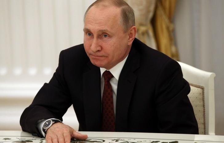 Toți oamenii lui Putin