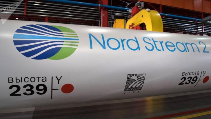 Nord Stream 2: business în plin Război Rece. Germania aprobă gazoductul Gazprom