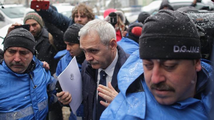 PNL: Jandarmeria este folosită ca să îl apere pe Dragnea de ziarişti!