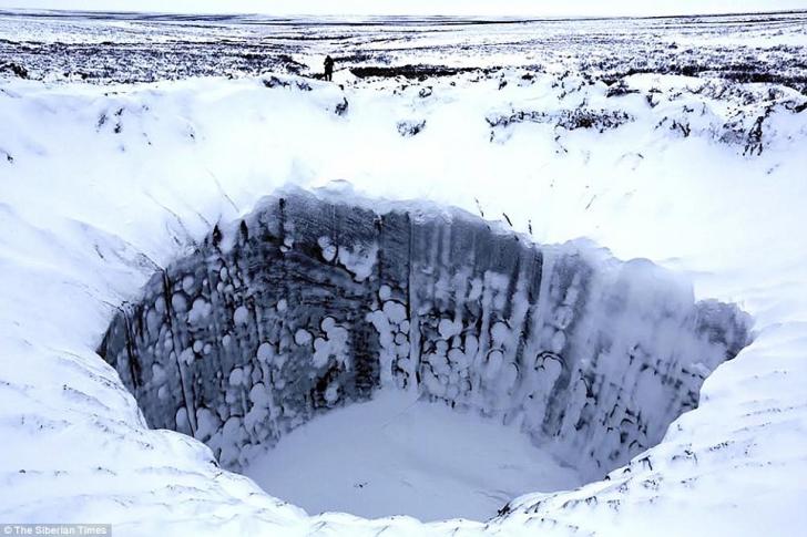 Dezvăluire șocantă: craterele misterioase de la marginea lumii au fost create de oameni