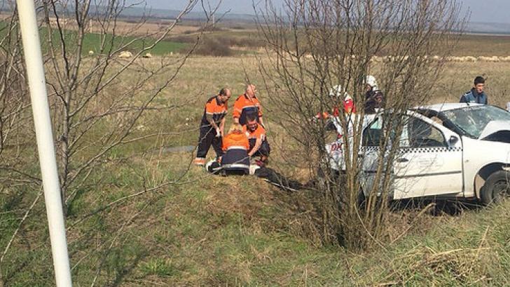 Două persoane au murit într-un accident cumplit
