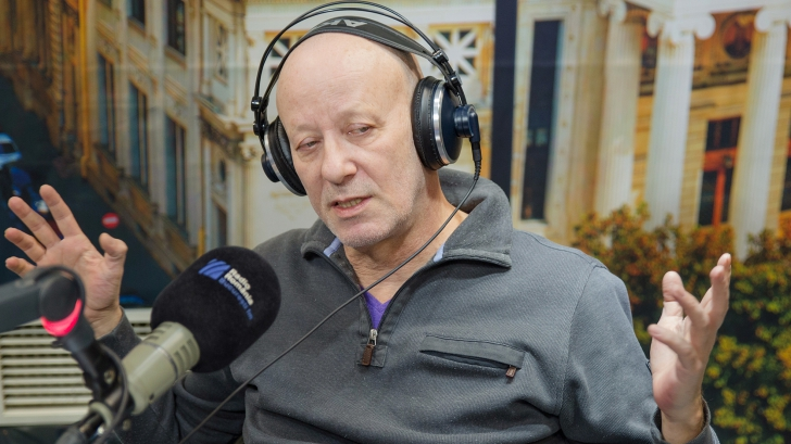 """Frânturi din Andrei Gheorghe: """"Salutare, naţiune! Mai trăieşti?"""""""