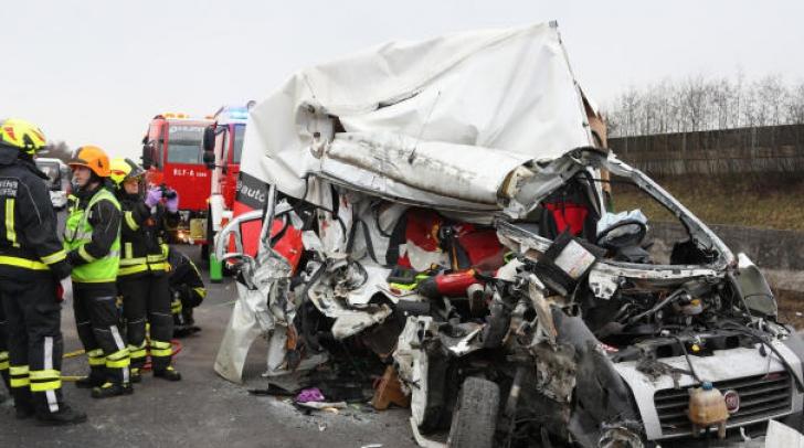 Un tânăr român a decedat într-un accident crunt în Austria