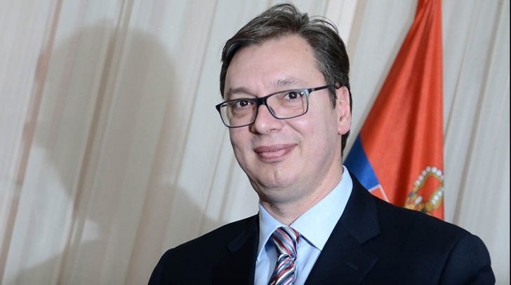 Preşedintele Serbiei