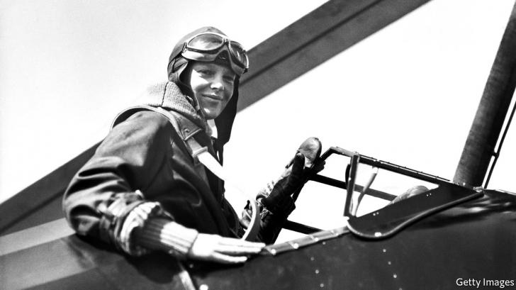 Mister elucidat. Oasele descoperite într-o insulă din Pacific îi aparţin celebrei Amelia Earhart