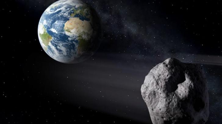 Avertisment. Un asteroid mai mare decât Empire State Building ar putea distruge viaţa de pe Pământ