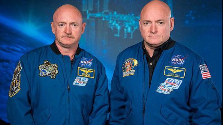 Astronautul Scott Kelly