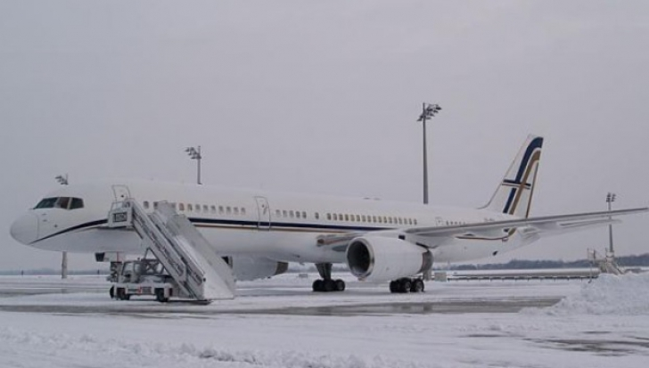 Traficul aerian, dat peste cap: întârzieri masive pe Aeroportul Otopeni, din cauza ploii îngheţate / Foto: Arhivă