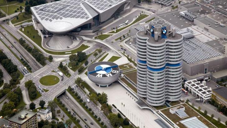 Percheziţii la două sedii BMW, în cadrul unei anchete privind folosirea de softuri ilegale
