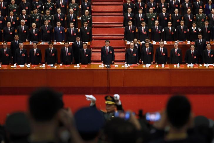 Congresul Partidului Chinez - 2017