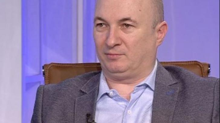 Codrin Ștefănescu nu a dispărut. Trimite comunicate despre protocolul SRI-DNA