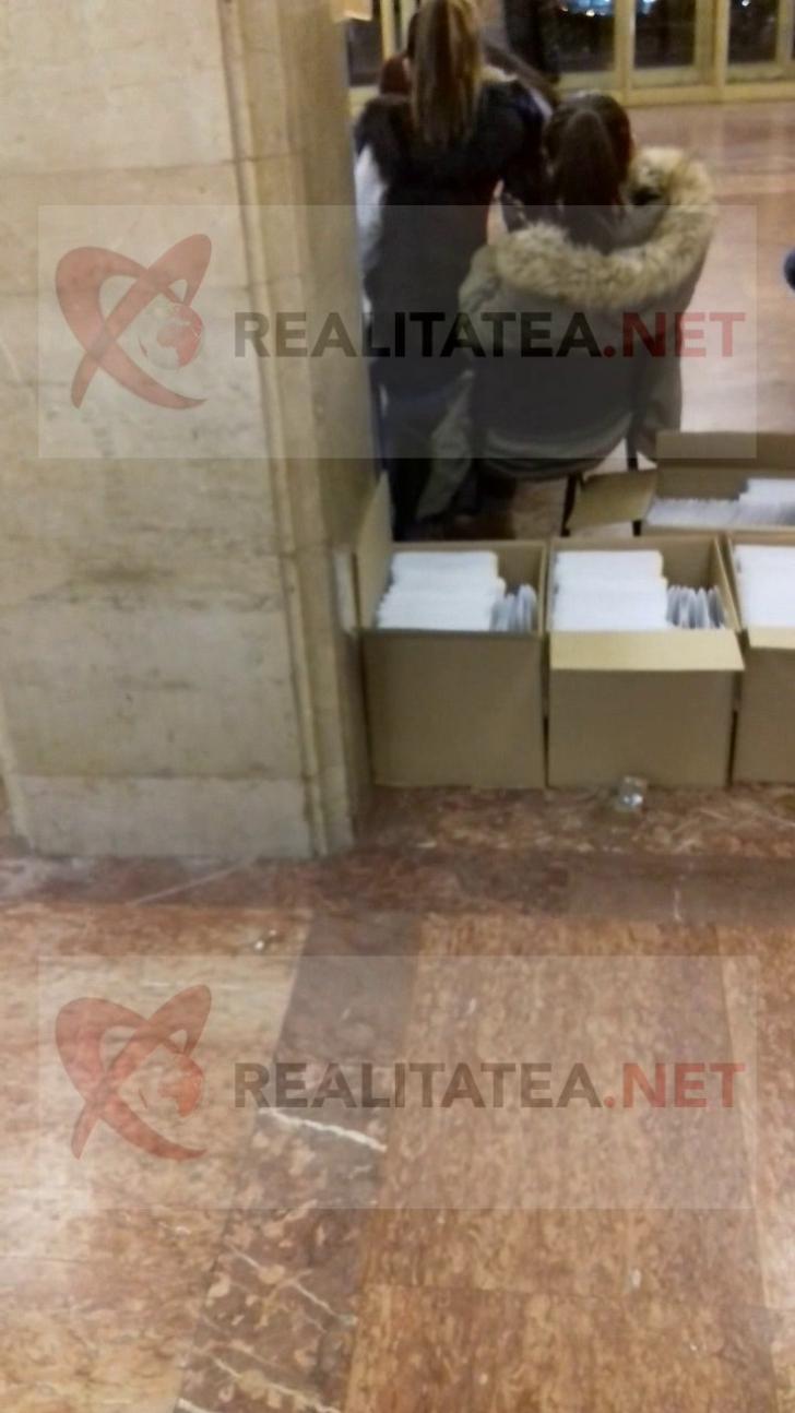 """Poftiţi în """"fortăreaţa Sala Palatului""""! Imagini filmate cu camera ascunsă, înaintea Congresului PSD"""
