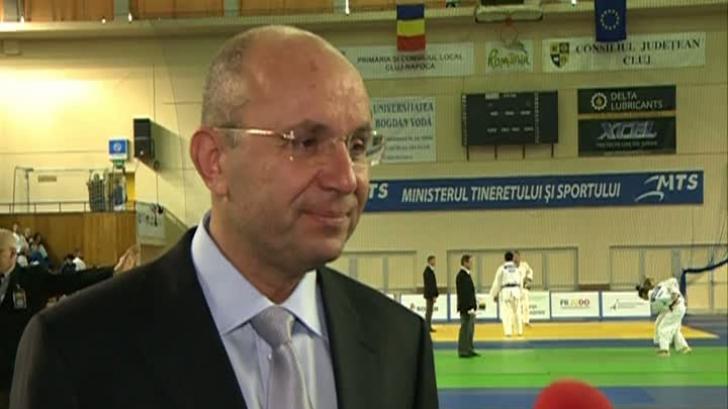 """Cozmin Guşă: """"Judoul este un sport care educă"""""""