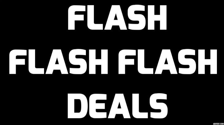 eMAG – Flash Deals! – Preturi ridicol de bune pentru 5 produse