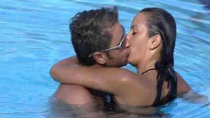 O concurentă de la Exatlon, sărut pasional cu Cătălin Botezatu