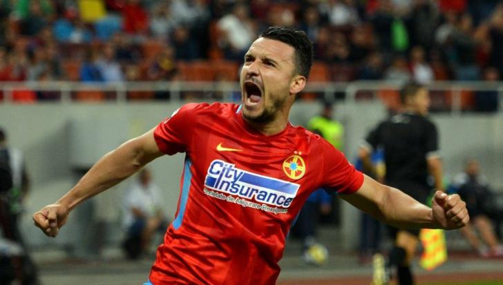 FCSB - Viitorul // Gică Hagi a fost învins la limită de echipa lui Dică. Budescu a făcut diferenţa