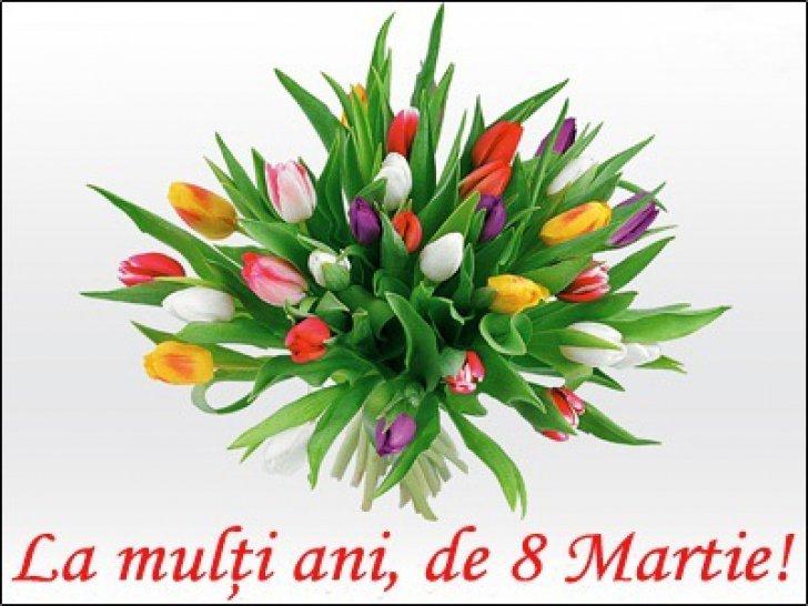 Felicitari 8 martie 2018 pentru Ziua Femeii si Ziua Mamei
