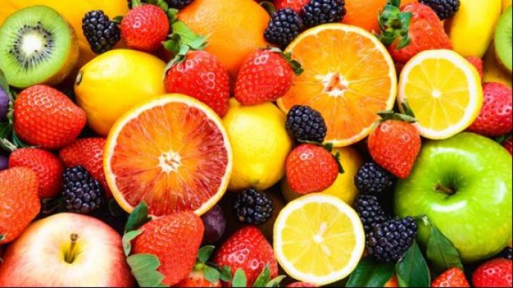 Fructe şi legume cu zero calorii