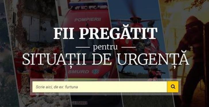 #fiipregatit. Cum TREBUIE să reacţionezi în situaţii de urgenţă sau la dezastre - GHIDURI