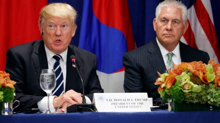 Rusia lui Putin, ultimul dezacord între Trump și Tillerson înainte de demiterea șefului diplomației