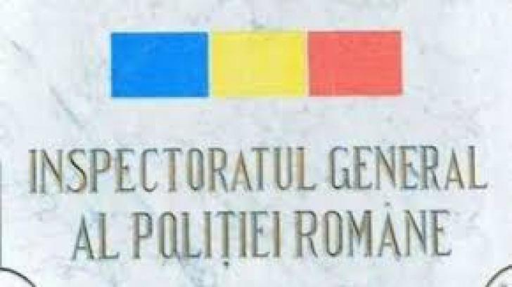 Ioniţă (IGPR): Şeful unui serviciu din cadrul Direcţiei Operaţiuni Speciale, cercetat