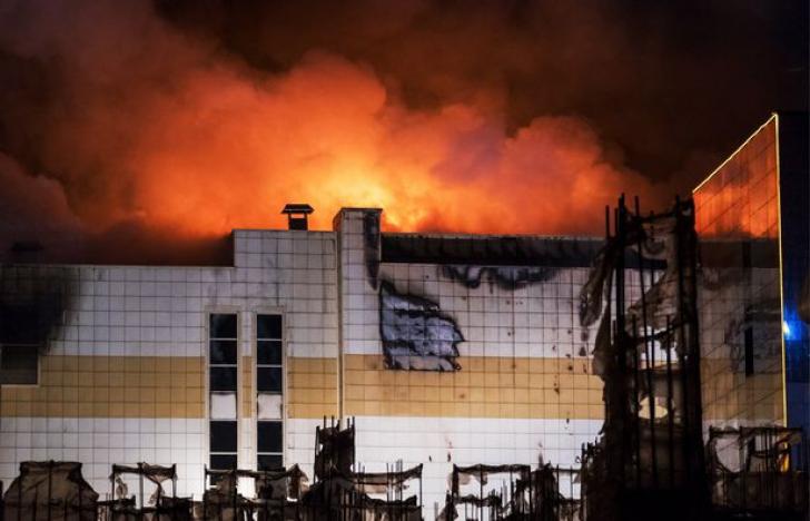 Sfâșietor! Ultimele cuvinte ale unui copil din iadul de la mall-ul rusesc, la 700 de grade Celsius