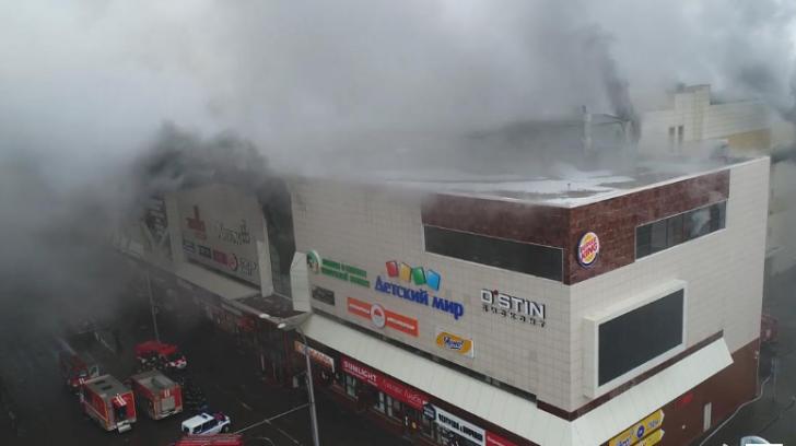"""Un """"Colectiv"""" al Rusiei! Mărturii sfâşietoare despre incendiul din mall siberian (VIDEO)"""