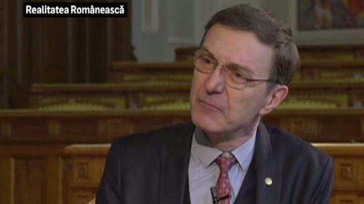 Ioan-Aurel Pop, candidat la șefia Academiei Române, despre momentele istorice ale României