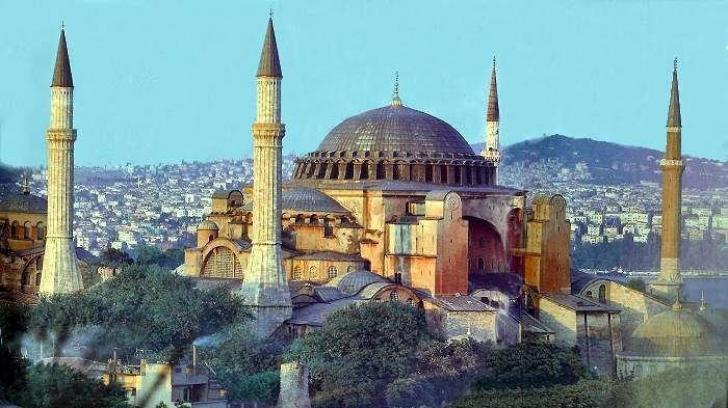 Descoperire incredibilă în subsolurile Sfintei Sofia din Istanbul