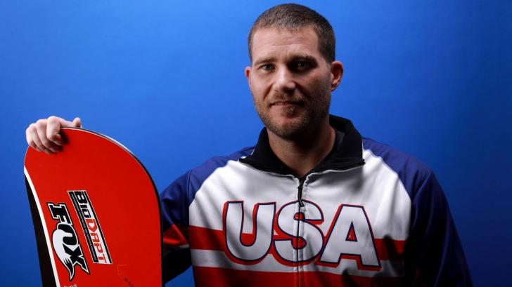 Jocurile Paralimpice 2018 Mike Schultz