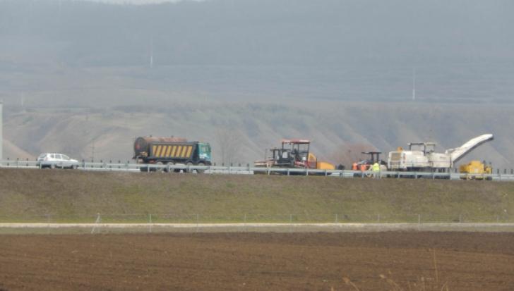 Autostrăzi stricate înainte de inaugurare