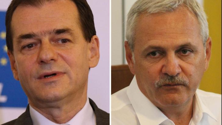 Ludovic Orban vs Liviu Dragnea, după vizita lui Timmermans la București