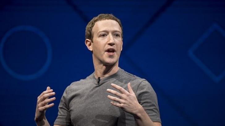 Mark Zuckerberg, șeful Facebook