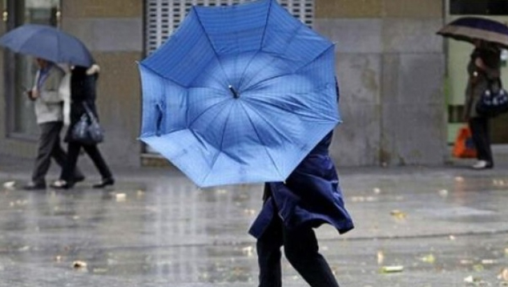 ALERTĂ METEO. Cod GALBEN de vânt puternic - HARTA cu cele mai afectate zone