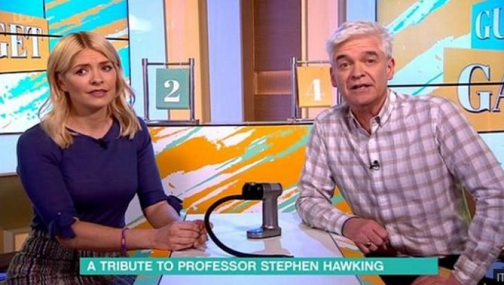 Gafă de proporţii, în direct la TV, în momentul în care anunţau moartea lui Stephen Hawking