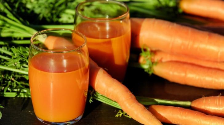 De ce să mănânci morcovi în fiecare zi - vei rămâne uimit ce se întâmplă