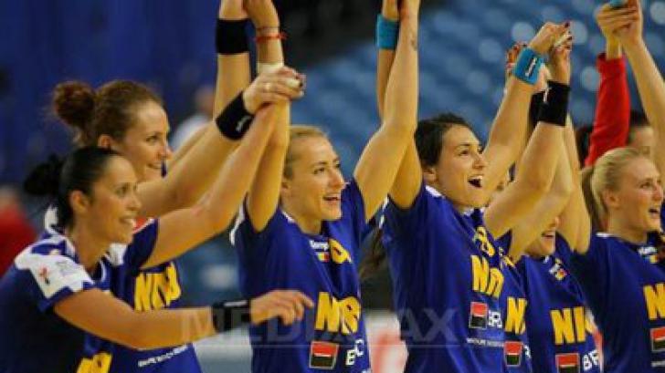 Naţionala feminină de handbal a României a învins echipa Rusiei