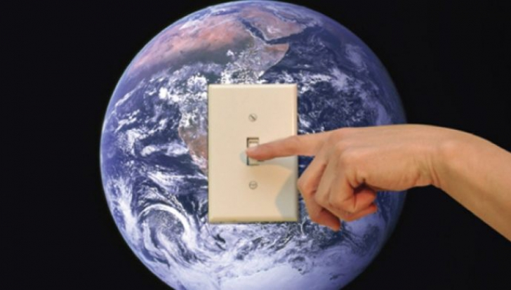 Ora Pământului: Consumul de energie electrică a scăzut