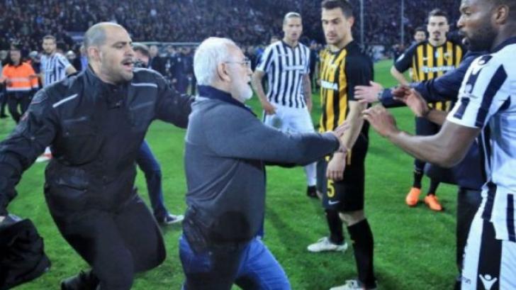 Decizie drastică! PAOK a fost depunctată în campionatul Greciei