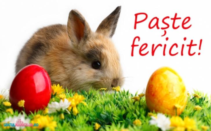 PASTELE CATOLIC 2018. Tradiţii şi obiceiuri pentru 1 aprilie. Trimite un mesaj cu PAŞTE FERICIT!