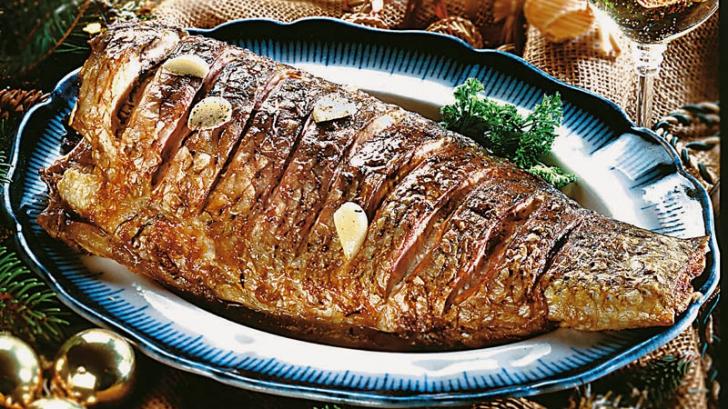 Cum să pregăteşti cel mai bun peşte la cuptor. Iată reţeta