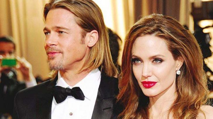 Brad Pitt, bărbatul cameleon: seamănă perfect cu toate iubitele pe care le-a avut