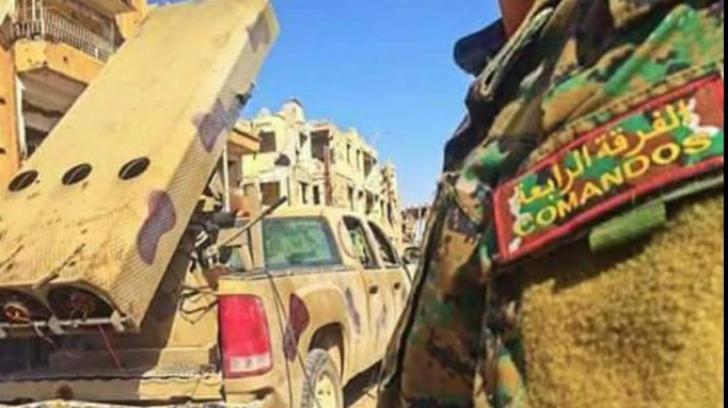 Asalt în Ghouta de Est